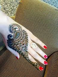 Small Picture Top 10 Best Beautiful Peacock Mehendi Designs Ideas Images 2015