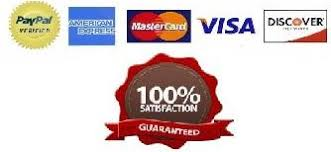 Secure payment and online shopping icons - safe purchase Royalty Free  Vector Clip Art