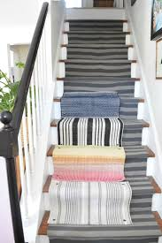 stair runners favorite ideas for rugs on stairs
