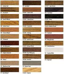 Floor Stain Color Chart Attractive Oak Floor Stain Color Kitchen Cute Hardwood 3