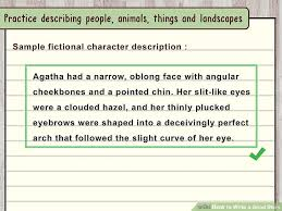 how to write a good story examples wikihow image titled write a good story step 9