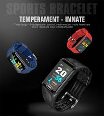 <b>LIGE 2019 New</b> Smart Bracelet Men <b>Women</b> Fitness Tracker Heart ...