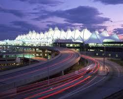 denver international airport. denver international airport (den) l