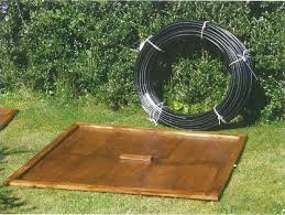 diy solar pool heating in tuscany by filpumps solar pool heater simple plywood panel contstruction