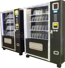 Credit Card Vending Machine Fascinating Snack And Soda Commercial Vending Machine Snack And Beverage