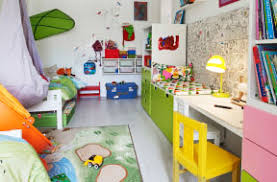 ikea childrens bedroom ideas. view of colourful shared kids\u0027 bedroom with a clever layout and multifunctional storage solutions. ikea childrens ideas d