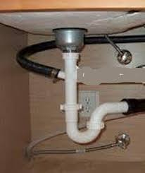 Delighful Kitchen Sink Drain Kit Plumbing Gallery And Picture N In How To Plumb A Kitchen Sink Drain