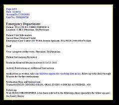 Novant Health Doctors Note May 2011 April 2012 Dvt Exhibits 101 115 Print4e Htm