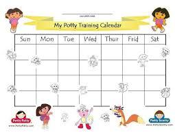 Thomas Train Potty Training Chart Free Potty Time Training