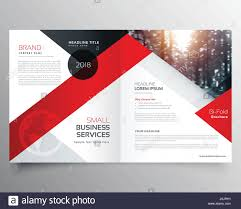 How To Design A Bifold Brochure Modern Business Bifold Brochure Design Template Or Magazine