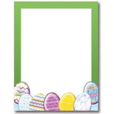 easter stationery the image shop stationery themed letterhead designer papers