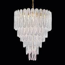 impressive chandelier pini made of murano glass 7014045 31