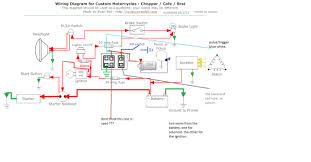 110cc mini chopper wiring diagram images wiring diagram for 110cc diablo mini chopper bike also on wiring diagram