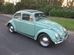SOLD 1962 Volkswagen Beetle Sedan Green for sale by Corvette Mike ...