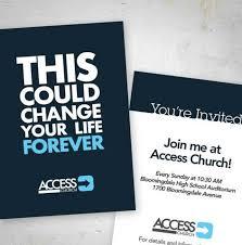 Church Invite Cards Template Church Invitation Cards Under Fontanacountryinn Com
