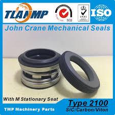 Us 27 5 Type 2100 1 40 Tj 0400 T2100 40 2100 40 L3 John Crane Elastomer Bellows Mechanical Seals Material Carbon Sic Vit In Seals From