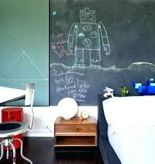 chalkboard walls chalk wall decals blackboard for cool boys bedroom with removable