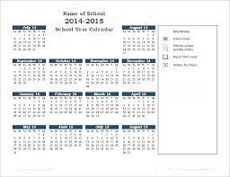 Calendar Template Online Excel Academic Calendar Template Templates Office Online