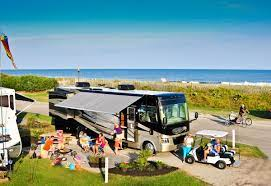 myrtle beach cgrounds rv resorts