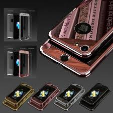 mirror iphone 7 plus case. 360° chrome mirror case for iphone 7 plus 6 6s iphone i