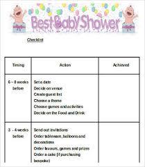 Baby Shower Decoration Checklist Baby Shower Decoration Checklist Serpto Carpentersdaughter Co
