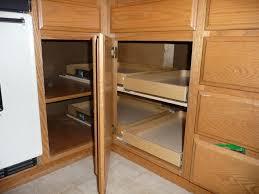 luxury shelving corner solution blind kitchen drawer organizer unique cabinet size unit bracket post guard protector block brace