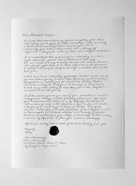 handwritten cover letters does a handwritten covering letter look unprofessional