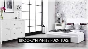 black and white bedroom furniture. perfect furniture brooklyn white furniture  black  intended and bedroom d