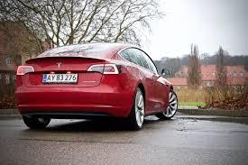 Resultado de imagem para Tesla Model 3 denmark