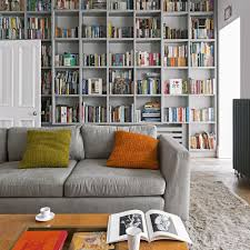 Living Room Bookcases Built In Living Room Nice Grey Living Room Nice Floor To Ceiling Built In