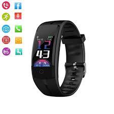 Mens Watches That Light Up Ip67 Waterproof Sport Watch Step Pedomete Smart Watch Men