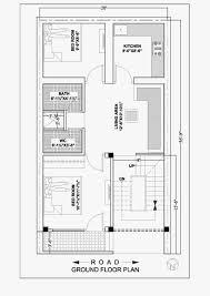 30 60 house floor plans fresh 30 60 house floor plan according to east