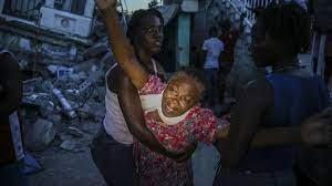 Erdbeben in Haiti: Katastrophen ohne ...