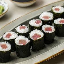 Tekkamaki Tuna Sushi Roll Recipe