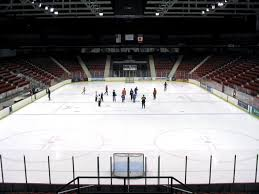 Herb Brooks Arena 1980 Rink Olympic Center 2634 Main