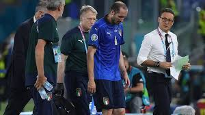Injured Italy captain Chiellini targets ...