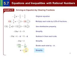 solve equations with fractions undo any 2 2