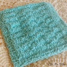 Scrubby Dishcloth Pattern