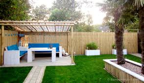 bamboo garden fence. Simple Fence Bamboo Fencing Throughout Garden Fence N