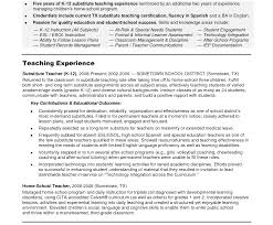 preschool resume samples montessori teacher resume examples lead job preschool sample