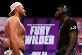 Deontay Wilder fight ...