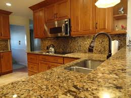 Granite Kitchen And Bath Cd 1 2 Erry Kitchen In Mechanicsburg Pa With Cherry Cabinetry And A