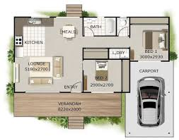 Small Picture Small 2 Bedroom House Plans Home Designs Ideas Online zhjanus