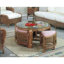 Small Round Rattan Table Rattan Coffee Table Round Creative Design Large Thippo