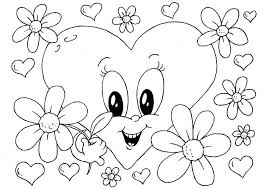 Snoopy Valentine Coloring Pages Snoopy Coloring Page Auto