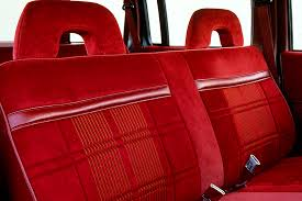 1992 chevrolet s10 blazer interior