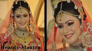 asian bridal makeup neon look