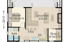 12x24 tiny house plans lovely modern tiny house floor plans 2 bedroom with loft cottage and