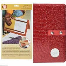 Chart Keeper Boye Magnetic Knitting Pattern Chart Keeper Holder Craft