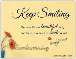 Smile Good Morning Quotes Best Of Good Morning Quotes To Make Her SmileGoodmorningquotes